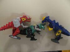 Lot of Transformers Grimlock toy figure loose McDs McDonalds 2017 Action Figures