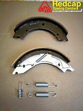 Single Axle (1 wheel 1 Drum)250x40mm Trailer Brake Shoe KNOTT type Ifor Williams