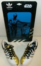Adidas Originals R2-D2 C3PO Droids S.W. 80s Star Wars Sneakers Shoes 8 8.5 42