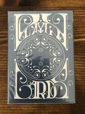 Smoke and Mirrors V5 Denim Deck of Playing Cards by Dan and Dave