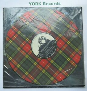SPIRIT OF SCOTLAND - THE TARTAN ALBUM **PICTURE DISC** - Ex LP Record REL473