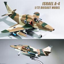 Israel A-4 1/72 diecast plane model aircraft