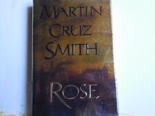 Smith, Martin Cruz - Rose - Signed - First Edition