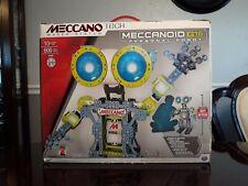 Meccanoid G15 Personal Robot Meccano Tech Interactive Building Set
