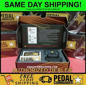 NEW Pedal Commander W/Bluetooth PC18-BT FORD F-Series Mustang Focus Expedition