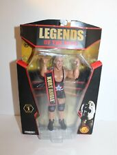 Kurt Angle Legends of the Ring Wrestling Figure WWE TNA NJPW WWF
