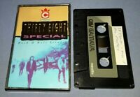 THIRTY EIGHT 38 SPECIAL ROCK & ROLL STRATEGY COMMODORE LABEL cassette tape album