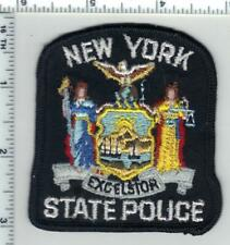 New York State Police Trooper 2nd Issue Cap/Hat Patch