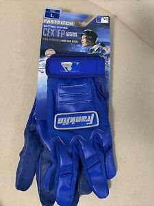 New Franklin Womens Fastpitch Batting Gloves CFX FP Chrome Series Ladies Large