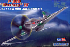 Hobby Boss 1/72 North American P-51D Mustang IV Easy Assembly # 80230