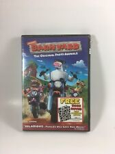 Nickelodeon Barnyard The Original Party Animals With Free Book Cover(DVD)