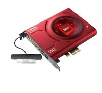 Creative Hi-Res compatible sound card PCIe Sound Blaster Z Play redirect F/S New