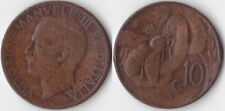 VITT. EMAN. III 10 CENTESIMI APE 1919 - RARA -