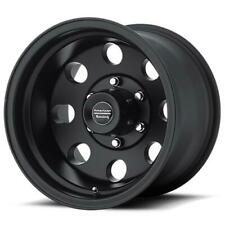 """15"""" x8 American Racing Baja AR172B Black 5x5.5 -19 ET AR1725885B 1 Rim"""