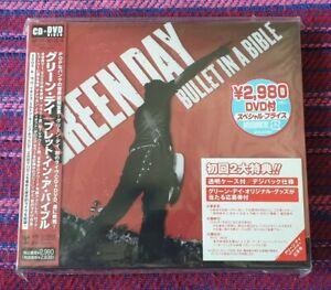 Green Day ~ Bullet In A Bible ( Japan Sample Press ) Cd