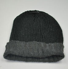 Croft & Barrow Knit Winter Beanie Hat Men's MSRP $20 Black/Blue/Brown or Gray