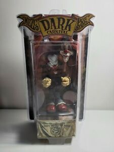 Mezco Dark Carnival Cadaver the Clown Figure!!!