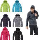 Men Women Windproof Waterproof Jacket Bike Bicycle Outdoor Sports Rain Coat Good