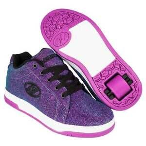 Heelys Split Purple Aqua Heelys glitter girls heelys HE100054