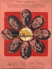 Affiche LE GROUPE.  60x80 cms. Sydney Lumet, Candice Bergen