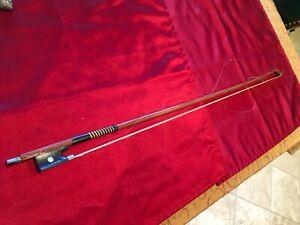 """Vintage 26-1/2"""" Violin Bow Marked Japan~ Needs Restrung"""