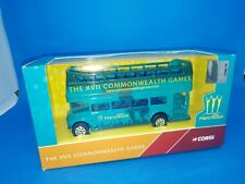 Route Master Bus By Corgi To Commemorate 2002 Commonwealth Games