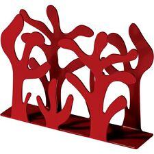 Alessi Startseite Küche Tabelle Serviettenhalter Mediterranean rot ESI03R