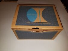 VINTAGE Bell & Howell Dual Lite Movie Light Bar in original box TESTED WORKING