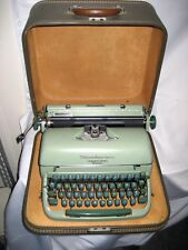 Refurb Remington Miracle Tab Quiet-Riter Eleven Portable Manual Typewriter