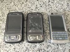 HTC TYTN 2 Sony Ericsson touch screen Unlocked Smartphone lot as is untested