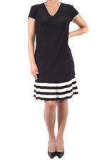 Women's Joseph Ribkoff Black/Off White V Neck Dress Size 8 (UK 10) New 173916