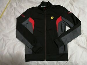 Puma Ferrari Scuderia Italy Full Zip Track Jacket Men S S2