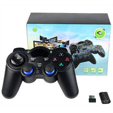 2.4GHz Wireless Game Controller Joystick for Xbox360  PS3 PC Gaming Platform+OTG