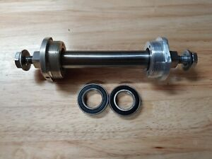 White Industries bottom bracket Ti 132mm