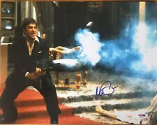 Al Pacino Signed 11x14 Scarface Tony Montana JSA Authenticated COA SAY HELLO