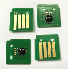 4 x High Yield Toner Reset Chip for Dell C7765dn Color Laser Printer