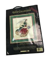 Dimensions Gold Angel Of Glory Counted Cross Stitch Kit By Laine Gordon #8476
