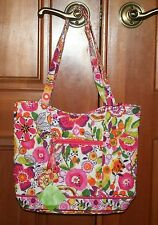 NWT Vera Bradley CLEMENTINE BUCKET TOTE shoulder bag purse handbag RARE! HTF!!