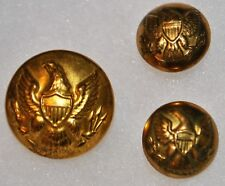 Early IW Era General Service Button (Coat) Lot