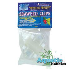 Ocean Nutrition Seaweed Clip Fish Food Feeding Frenzy 2 Clips