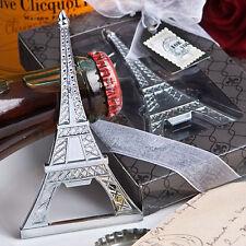 25 - Eiffel Tower Bottle Opener - Wedding Favor - Free US Shipping
