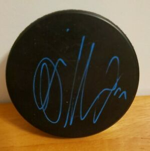 OLLI MAATTA Autograph Puck+Cube Pittsburgh Penguins Chicago Blackhawks LA Kings