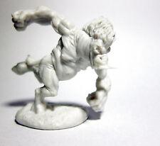 1 x LYCANTHROPE WEREBOAR - BONES REAPER figurine miniature sanglier garou 77465