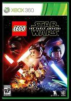 XBOX 360 - LEGO STAR WARS THE FORCE AWAKENS BRAND NEW SEALED