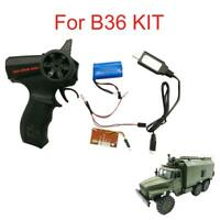 For WPL B36 Remote Control Truck KIT Version Remote Control+Battery Set B36 Kit