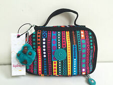 Authentic KIPLING Mila Multi Purpose Cosmetic Pen Case Bag Pouch CirclStr AC7662
