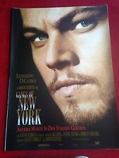 Gangs of New York Kinoplakat Poster A1 Leonardo DiCaprio, Cameron Diaz