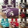 Duvet Cover Quilt Cover Bedding Set With Pillow Cases OR Matching Curtains