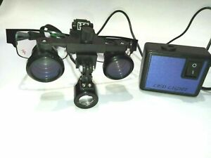 Fast Shipping 3.5X LED Rechargeable Loupe