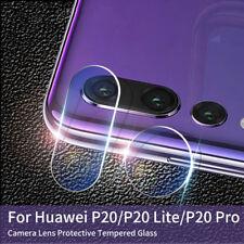 cámara trasera de Espalda Protector De Lente De Vidrio Templado para Huawei P20